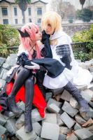 Krul Tepes - Owari No Seraph by DestroyWonderland