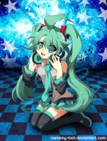 Song MiKu estelar xD by NaMy-BoT