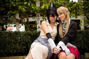 BrOTP - Tsubaki and Maka by KeksFanxXx
