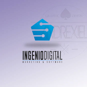 Ingenio Digital Logo by Andrexiel