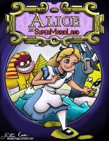 Alice in Super Mario Land by thedustud