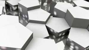 Pentagons by CMA3D