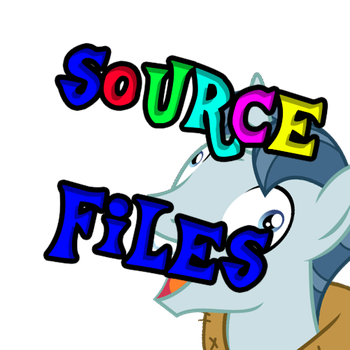 [DL]Equal Ponies source and blend files by BeardedDoomGuy
