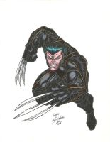 Movie Wolverine by jlbhh1977