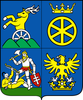 Coat of arms of Western Slovak region by hosmich