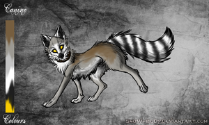 Wolf adopt7-CLOSED- by Caneage