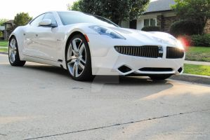 Fisker Karma Spotting by element321