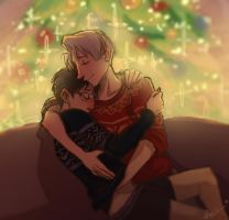 All I want for Christmas is you by sinsofJoy