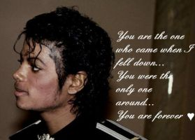 Michael is forever by Amidala89