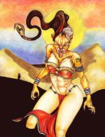 Sekhmet by ARCOZ