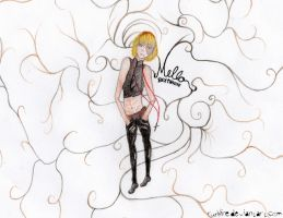Mello - Death Note by Rushline