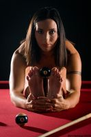 Behind the 8-ball by bhalstead