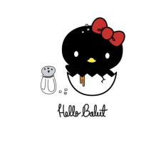 Hello Balut by Filipeanuts