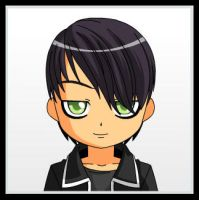 Anime Frank Iero by mikeyway0910