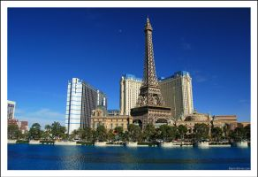 Vegas Strip 1 by martinshiver