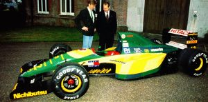 Peter Wright | Peter Collins (1992) by F1-history