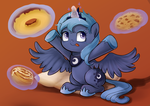 Young Luna by Bronyraimu