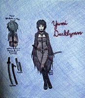 Zenith-OCT NPC Reference .:Yumi Darklynn:. by TheLadyOfBlack