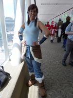 [A-kon 23] Korra: Like she walked off the screen by CanineHybrid