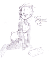 Chii-Lu by TheIcedWolf