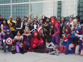 AX2014 - Marvel/DC Gathering: 017 by ARp-Photography