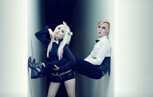 Your Devoted Servants by ONE-Photographie
