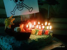 One piece cake by IamNasher