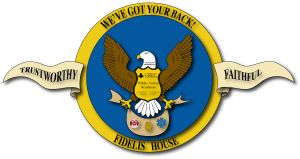 School House Crest by lighthousegraphics
