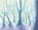 Winter Trees by paintgirl