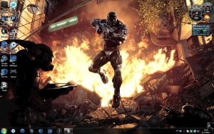 Crysis 2 Theme by thedevilbringer666