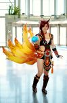 Firefox Ahri at Stage Select 2015 #01 by Lightning--Baron