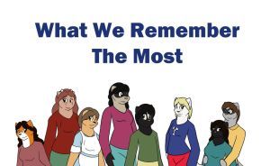 What We Remember The Most Cast Page by pikachao-omega
