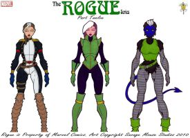 Rogue Series: Part Twelve by SavageMouse