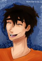 Percy Jackson by neekaliwi