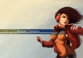 Pepper-Freedom by PepperProject