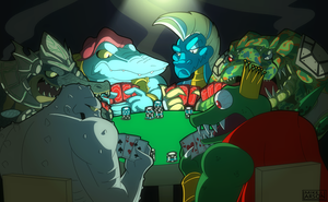 Scales Galore by MichaelJLarson
