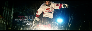 Red Bull Crashed Ice Signature by Xeins