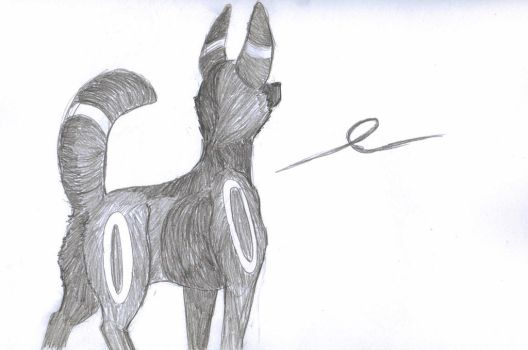 Umbreon by Lilbuddy2