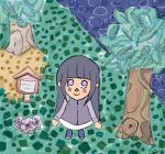 Hinata in Animal Crossing?! by xLiLMeLo