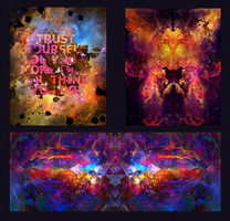 Explorations in Cosmos II by fmacmanus