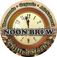 Noon Brew Logo by Captain-D