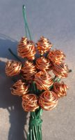Copper Bouquet of Roses by reynaldomolinawire