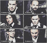 Rammstein Stamps by hexenjagd