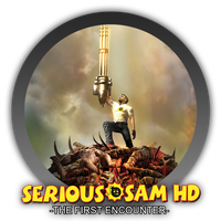 Serious Sam The First Encounter HD - Icon by Blagoicons
