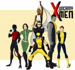 Uncanny X-Men by jasonh537