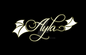 Ayla Logo by Pulse-7315