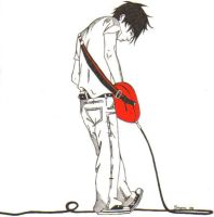 guy with guitar by the-reconquista