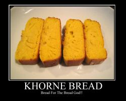 Khorne Bread by Barloq