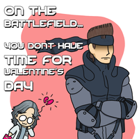 Gaming Valentine 3 Version 2 by JDavis1186