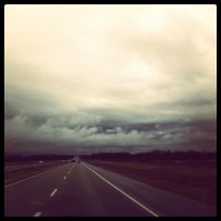 iPhone Snap: Rolling In by Due-South